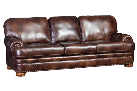 Chelsea Home Furniture Iggy 393620L10SBB Stationary Sofa Brown, 393620L10SBB Front
