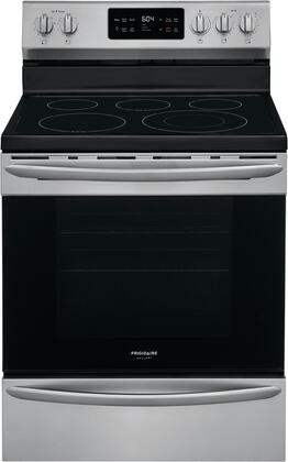 Frigidaire Gallery GCRE3038AF Freestanding Electric Range Stainless Steel, Main Image