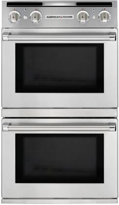 American Range Legacy AROSSHGE230L Double Wall Oven Stainless Steel, AROSSHGE230L  Main Image