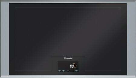 Thermador Masterpiece CIT36XKB Induction Cooktop Black, CIT36XKB 36-Inch Freedom Induction Cooktop