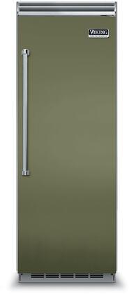 Viking 5 Series VCRB5303RCY Column Refrigerator Green, VCRB5303RCY  All Refrigerator