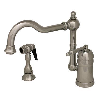 Whitehaus Legacyhaus 33190C Faucet , Image 2