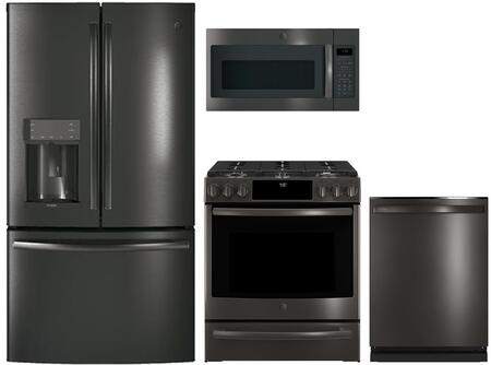 GE Profile  845611 Kitchen Appliance Package , main image