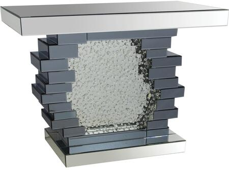 Acme Furniture Nysa 90232 Console Silver, Console Table