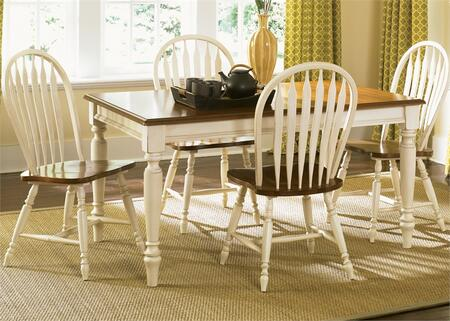 Liberty Furniture Low Country 79CD5RLS Dining Room Set Multi Colored, Main Image