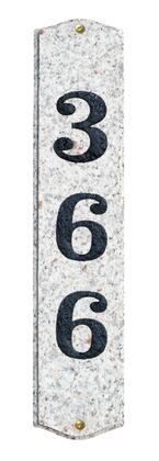 Qualarc Wexford WEX4719AL Address Plaques, WEX 4719 AL