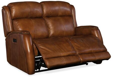 Hooker Furniture Emerson SS426P2085 Loveseat Brown, tytqfo1rq1dxpomzs15e