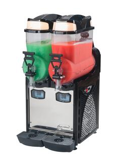 OASIS2 Two Tank Slush Machine 110V  2 x 2.6 Gallons (2 x 10Lt) Capacity  in