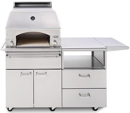Lynx Professional LPZAFLP Pizza Oven Stainless Steel, Main Image