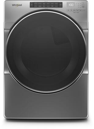 Whirlpool WED6620HC Electric Dryer Chrome, 1