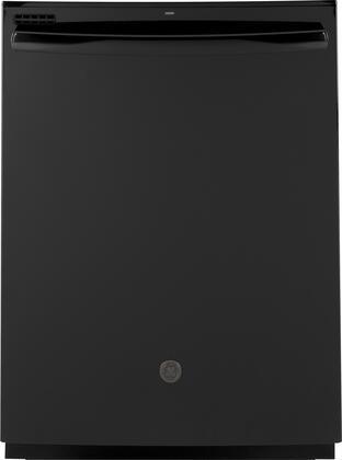 GE  GDT630PGMBB Built-In Dishwasher Black, Main Image