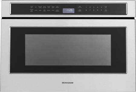 Monogram  ZWL1126SJSS Microwave Drawer Stainless Steel, ZWL1126SJSS Drawer Microwave