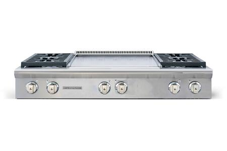 American Range Legend ARSCT4842GDL Gas Cooktop Stainless Steel, ARSCT4842GDL Rangetop