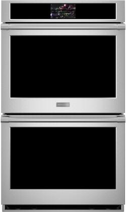 """Monogram Statement ZTD90DPSNSS Double Wall Oven Stainless Steel, ZTD90DPSNSS 30"""" Electric Convection Double Wall Oven"""