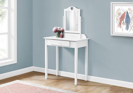 Monarch  I3326 Vanity White, I%203326