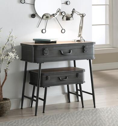 4D Concepts 162009  urban loft metal 2 trunk tables new 3 27 2017
