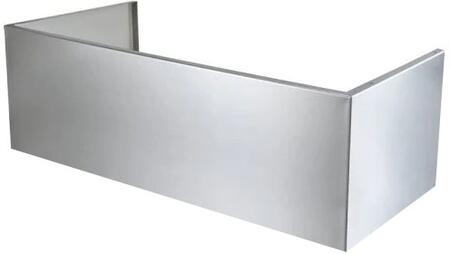 """Dacor  AMDC4812S Duct Cover , AMDC4812S 48"""" x 12"""" Height Silver Stainless Duct Cover"""