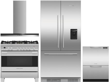 Fisher Paykel  1080248 Kitchen Appliance Package Panel Ready, main image