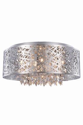 Elegant Lighting 2113DF24CRC Ceiling Light, Image 1
