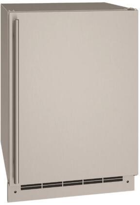 U-Line Outdoor UOFZ124SS01A Upright Freezer Stainless Steel, UOFZ124-SS01A Main Image
