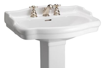 Barclay Stanford B3868WH Sink , Faucet Not Included