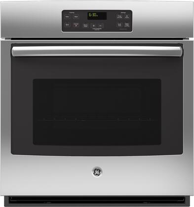 GE JK1000SFSS Single Wall Oven Stainless Steel, Main Image