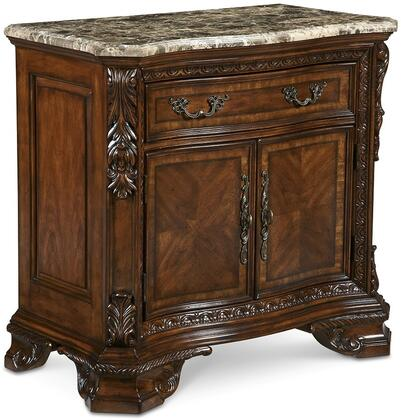 A.R.T. Furniture Old World 1431422606 Nightstand Brown, 143142-2606 side