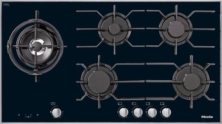 Miele  KM3054G Gas Cooktop Stainless Steel, Main Image