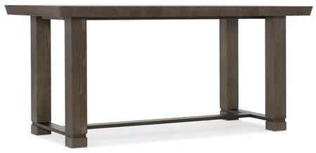 Hooker Furniture Miramar - Aventura 620275206DKW Dining Room Table, Silo Image