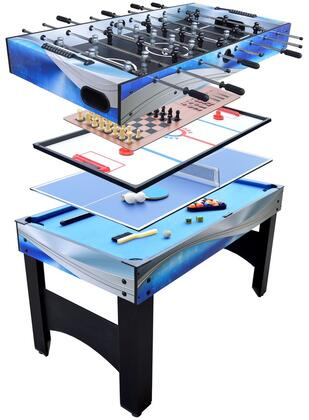 Carmelli  NG1154M Combination Game Table Blue, Main Image