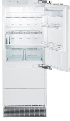 Liebherr  HC1540 Bottom Freezer Refrigerator Panel Ready, HC1540 Integrable Fridge-Freezer with NoFrost