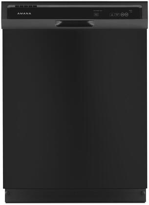 Amana  ADB1400AGB Built-In Dishwasher Black, Main Image