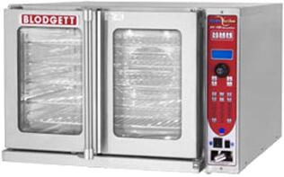 Blodgett Hydrovection HV100EBASE Commercial Convection Oven Stainless Steel, Main Image