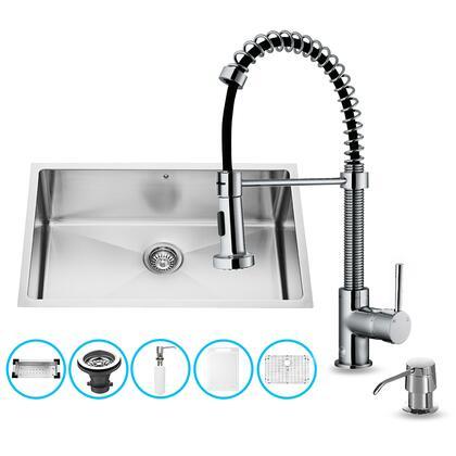 Vigo VG15055 Sinks and Faucets, VG15055