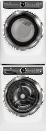 Electrolux  917797 Washer & Dryer Set White, 1