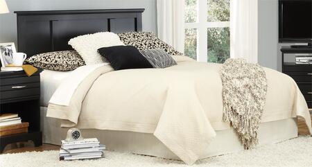 Carolina Furniture Platinum 50745098200079091 Bed Black, Main Image