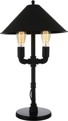 Acme Furniture Coln 40084 Table Lamp Black, 1