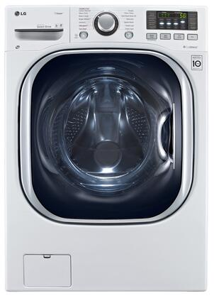 LG  WM3997HWA Washer & Dryer Combos White, Washer