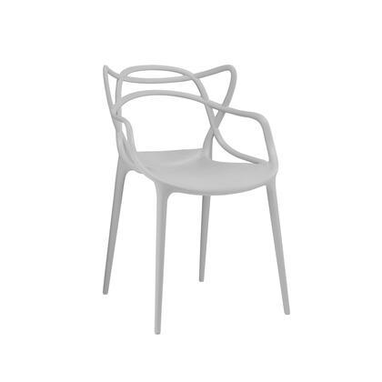 Design Lab MN Masters LS9600PLT Dining Room Chair Gray, 5fd98921 f1f8 4028 9bc4 e20306478ea2
