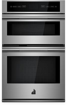 Jenn-Air Rise JMW2427IL Double Wall Oven Stainless Steel, JMW2427IL RISE Microwave Wall Oven Combo