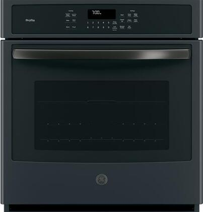 GE Profile PK7000FMDS Single Wall Oven Black, Main Image