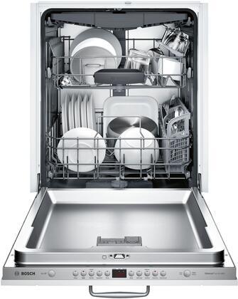Bosch 300 Series SHV863WB3N Built-In Dishwasher Panel Ready, SHV863WB3N 300 Series Dishwasher