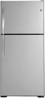 GE GTS22K Top Freezer Refrigerator, 1
