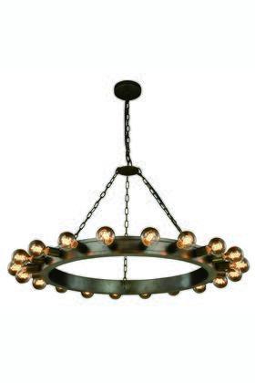 Elegant Lighting 1500G40AI Ceiling Light, Image 1