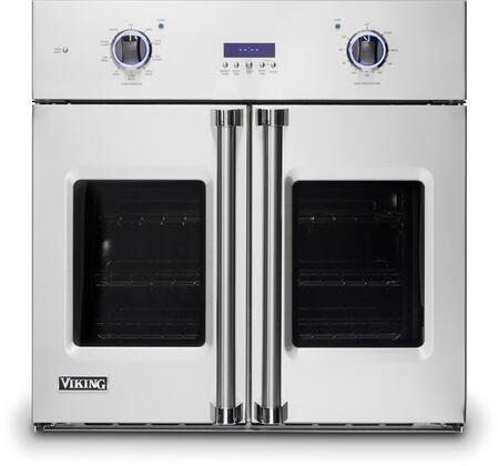 Viking 7 Series VSOF7301SS Single Wall Oven Stainless Steel, Front view