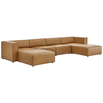 Modway Mingle EEI4794TAN Living Room Set Brown, EEI 4794 TAN 1