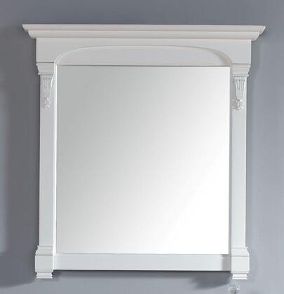 James Martin Brookfield 1471145345 Mirror White, Main Image