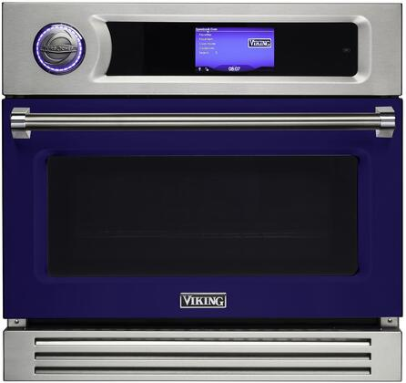 LVSOT730CB 30″ TurboChef Cobalt Blue Wall Oven with  2.5 cu. ft. Capacity  Airspeed Technology  7 Speed Cook Modes  208