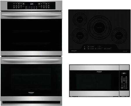 Frigidaire 1107792 Kitchen Appliance Package Stainless Steel, 1