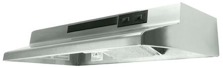 Air King AV1308 Under Cabinet Hood Stainless Steel, 1